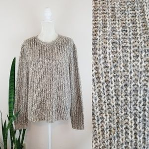 ASOS Chunky Wool Cable Knit Sweater